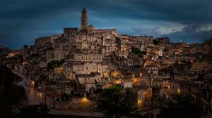 Italy U0027s Medieval City Of Matera A Scene Straight Out Of The Bible