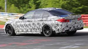 2018 bmw m5 continues camo in latest spy photos