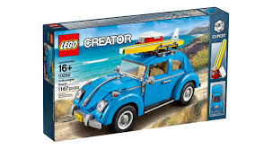 lego volkswagen beetle revealed for creator series lifestyle