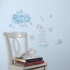 disney frozen star wars rebels peel and stick wall decals