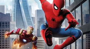 spider man spider man homecoming u0027 passes u0027iron man u0027 at the box office