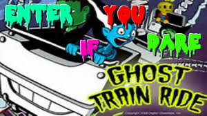y8 ghost train ride so hard youtube