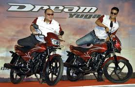 honda dream series motorcycle sales breach 10 lakh mark