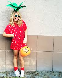 strawberry costume crafty crafts pinterest strawberry