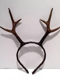 deer headband best 25 antler headband ideas on deer antlers costume