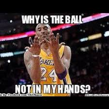 Basketball Memes - kobe basketball nba sports meme funny joke laugh ball