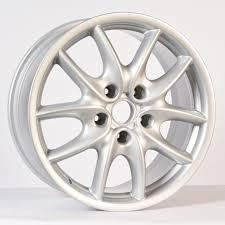 porsche cayenne replica wheels porsche cayenne 19 inch silver alloy wheel