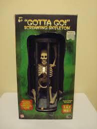 gotta go caged skeleton gemmy wiki fandom powered by wikia