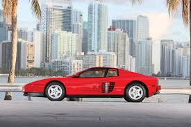 Ferrari Testarossa Boasts A 385hp V12 Engine And 5 More