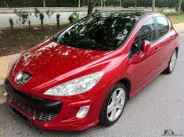 peugeot cars malaysia wts peugeot 308 turbo zerotohundred com