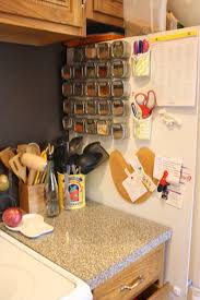 kitchen wall spice rack spice shelf pull down spice rack