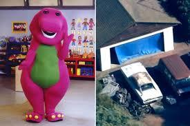son barney purple dinosaur creator facing 15