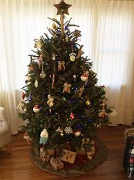 chritsmas tree ideas cottagemade