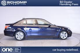 Bmw 528i Images Pre Owned 2009 Bmw 5 Series 528i 4dr Car In 1bl70829a Schomp