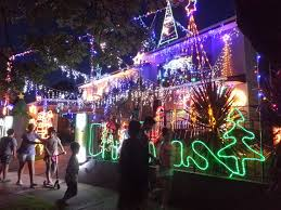 drive by christmas lights christmas lights in gladesville drive melbourne