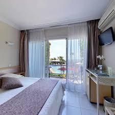 chambre vue sur mer hotel azur bord de mer la grande motte proche montpellier