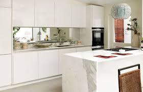 Kitchen Ideas Westbourne Grove зеркальный кухонный фартук Transformer Small Apt Pinterest
