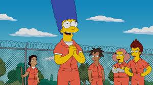 the simpsons orange is the new yellow season 27 episode 22 simpsons world