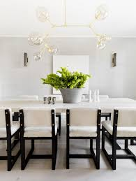 black and white dining room ideas the best black and white dining room ideas domino