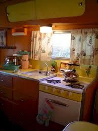 vintage camper trailer interior ideas u2014 fres hoom