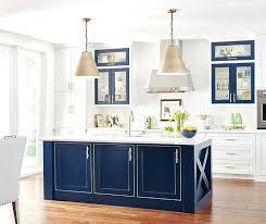 kitchen island blueprints kitchen with blue island corbetttoomsen