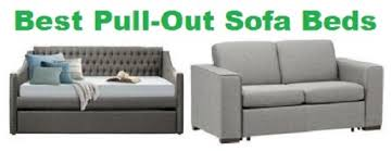 Pull Out Sleeper Sofa Bed Top 15 Best Pull Out Sofa Beds In 2018 Complete Guide