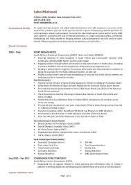 Icu Rn Job Description Resume by Lebo Motsoeli Cv