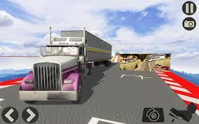 impossible truck drive simulator programu za android kwenye