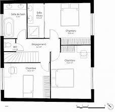 plan de maison gratuit 3 chambres plan maison 90m2 3 chambres fresh plan maison gratuit 3 chambres