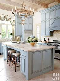 blue cabinets in kitchen our ultimate kitchens