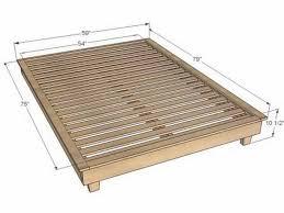 Bed Frame King Size Best 25 King Size Platform Bed Ideas On Pinterest King Platform