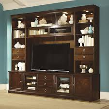 Dining Room Wall Unit Living Esfst3000 Italian Made Wall Unit Brown 1 Huge Tv In