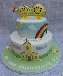 personalised cakes mr men christening cake personalised cakes for birthdays