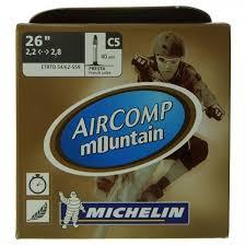 chambre à air butyl chambre à air michelin aircomp mountain c5 26x2 20 2 80 butyl presta