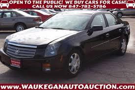 cadillac cts 2003 for sale cadillac cts for sale in waukegan il carsforsale com