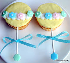 baby shower cupcakes cakes ideas party xyz