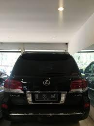 lexus indonesia bekas mobil bekas lexus lx 570 th 15 pk 16 at