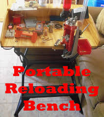 my portable reloading bench part 1 youtube