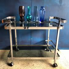drinks trolleys and bar carts a modern vintage classic