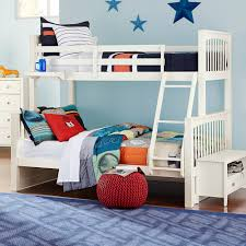 White Bunk Bed Frame Pulse Bunk Bed White By Ne Kids