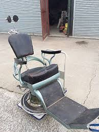 Vintage Dentist Chair Burgerh Ut Collection On Ebay