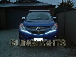 mazda bt 50 bt50 led strip lights drl head lamp kit set for sale