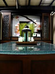 Bar Counter Top Glass Countertops For Kitchens Bathroom Vanities And Bar Tops