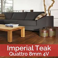 Balterio Laminate Flooring Balterio Quattro 8 Imperial Teak 8mm Laminate Flooring 538