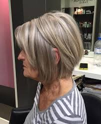 non againg haircuts for women over 50 60 gorgeous hairstyles for gray hair