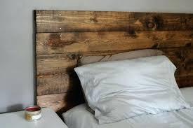 Rustic Wood Headboard Wooden Headboards Headboard Wood Headboard Plans Us1 Me