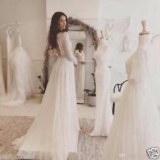 wedding dress open back open back wedding dress ebay