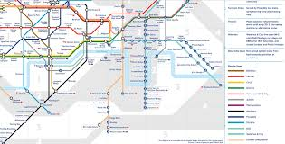 London Metro Map by London Underground Tube Diary Going Underground U0027s Blog