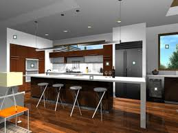 Stationary Kitchen Islands Cost Effective Countertop Ideas Long Kitchen Island Stationary