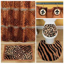 Animal Print Bathroom Ideas Animal Print Bathroom Collection For The Home Pinterest